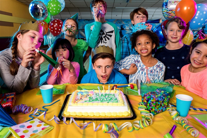 Child Birthday Party (Pack 1)