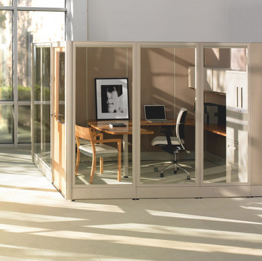 Teknion Boulevard Private Office