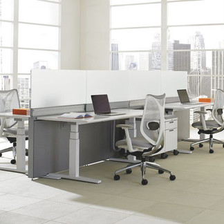 Teknion District Panel System