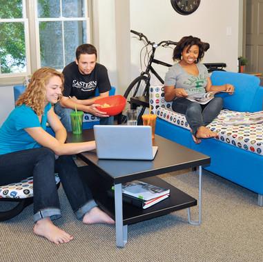 Sauder Student Lounge