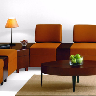 Integra Seating - Tria Lounge System with Rolled Arm