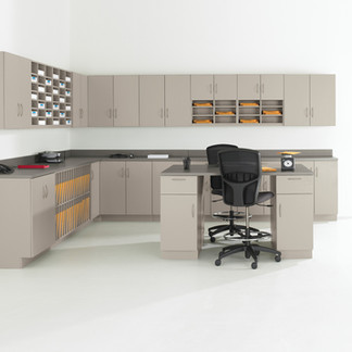 Teknion Modular Cabinet