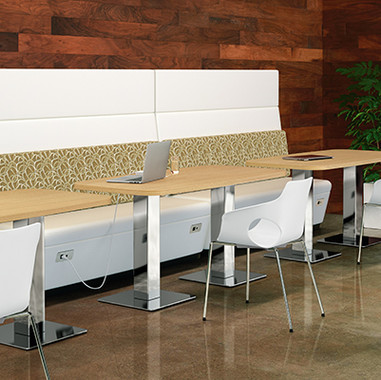 Arcadia Co-op Meeting Tables