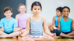 How Teaching Yoga to Kids Can Change the World