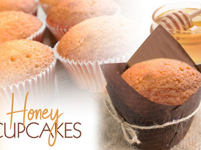 Honey Cupcakes Recipe