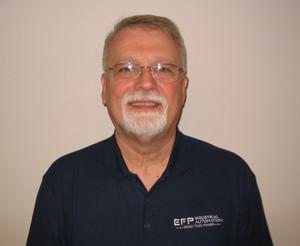 Jim Brown, Cincinnati Territory Manager