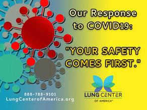 Coronavirus (COVID-19) Response