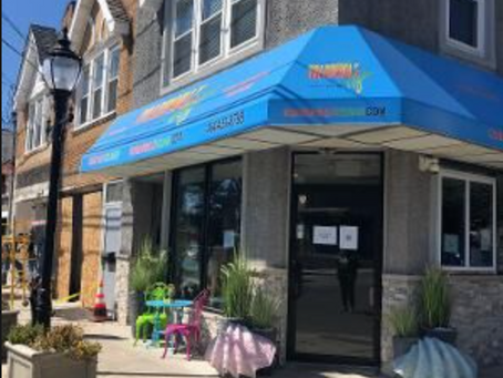 Couple open plant-based eatery after COVID sinks events business