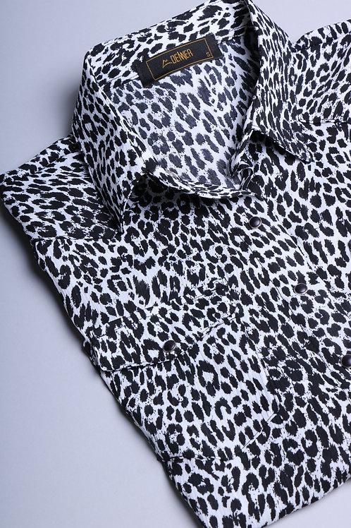 Camisa Animal print CM027