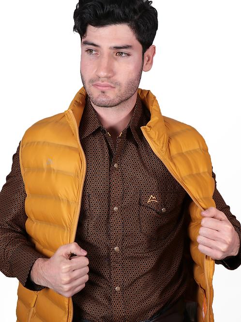 Chaleco Amarillo + Camisa