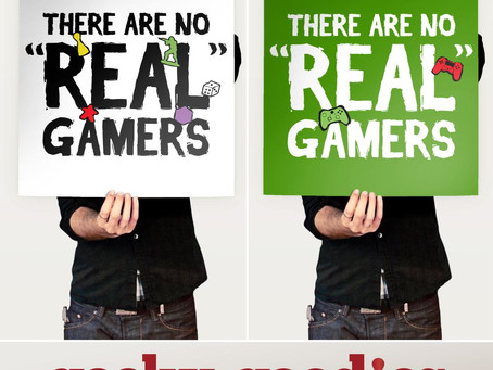"There Are No ""Real"" Gamers"