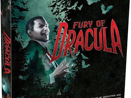 Contest Alert! Win a Copy of Fury of Dracula