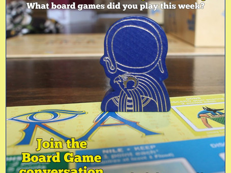 What Did You Play Mondays? October 3, 2016