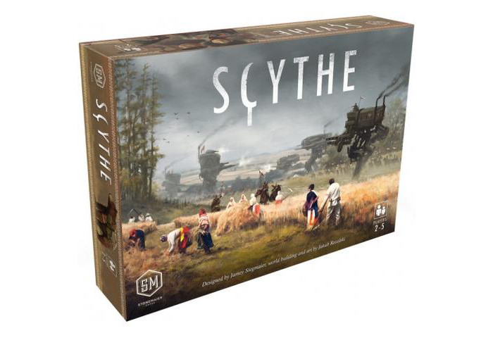 Contest Alert! Win a Copy of Scythe | Board Game Giveaways | #ContestAlert
