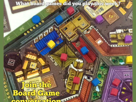What Did You Play Mondays? September 12, 2016