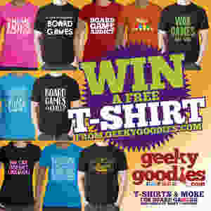 Geeky Goodies | Contest Alert!  Win a free T-Shirt from GeekyGoodies.com (YES, that IS us!), size and design of winners choice! This contest will end November 11th, 2016 and is open World Wide.