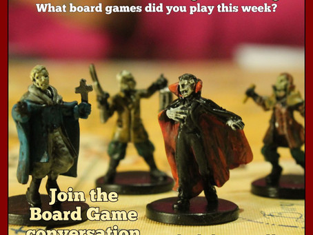 What Did You Play Mondays? October 31, 2016