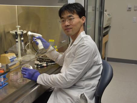 Takuya Tada receives the prestigious Jan T. Vilcek Fellowship in Microbiology!