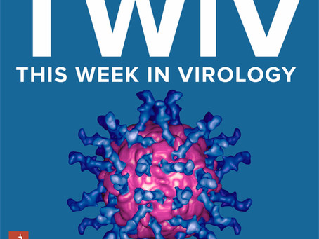 TWiV podcast with Dr. Landau