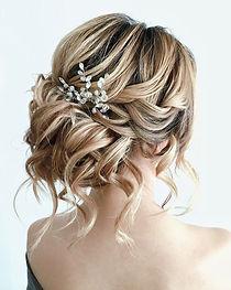 Bridal hair, bride, wedding, bride hair styles
