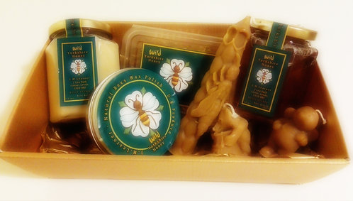 £25 Luxury Honey Hamper