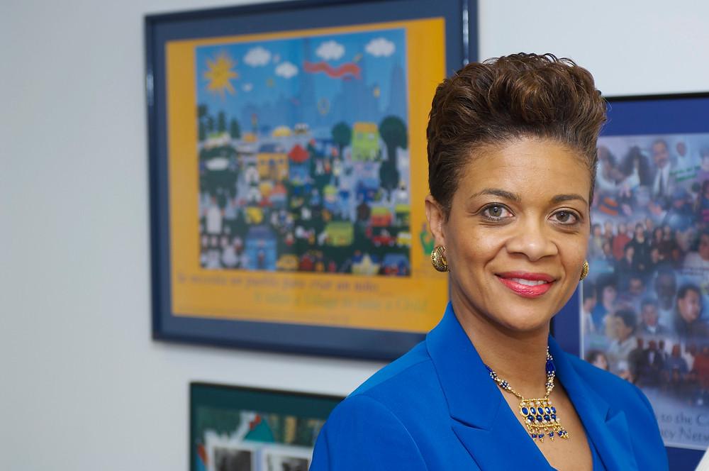 Edna Davis-Brown, President/CEO of GBDF