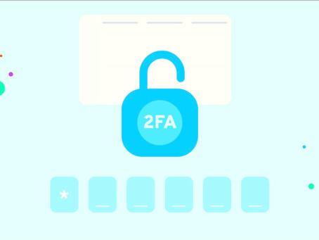 More 2FA