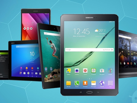 Finding an Android tablet