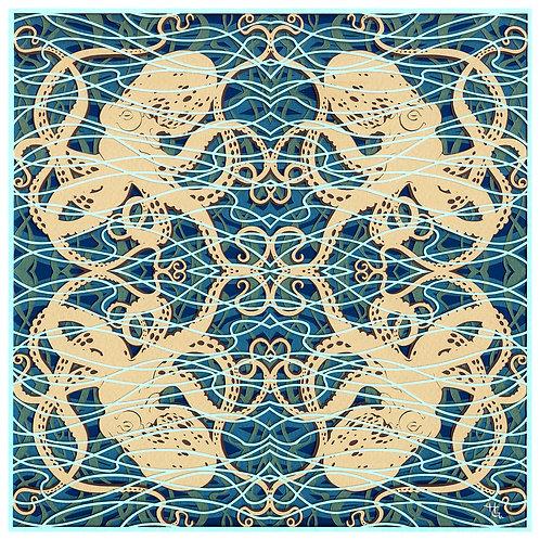 Octopodes (Giclee Print)