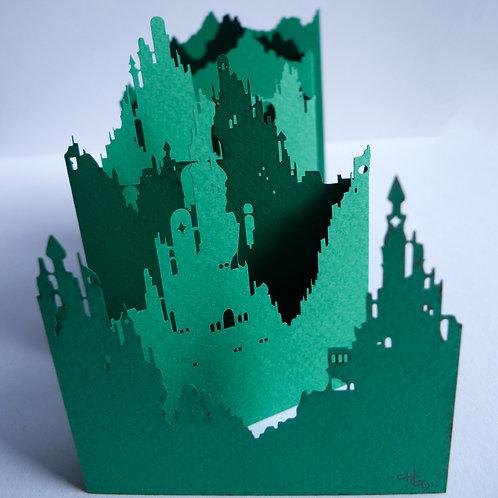 Fairytale Skyline (Artist Book Edition)