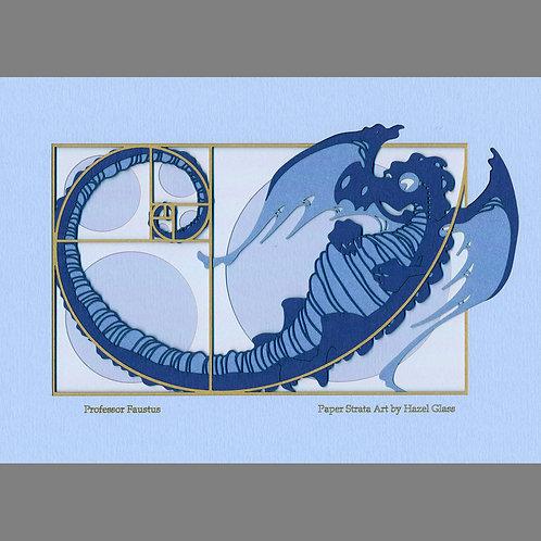 Professor Faustus (Blue-Slim Edition)