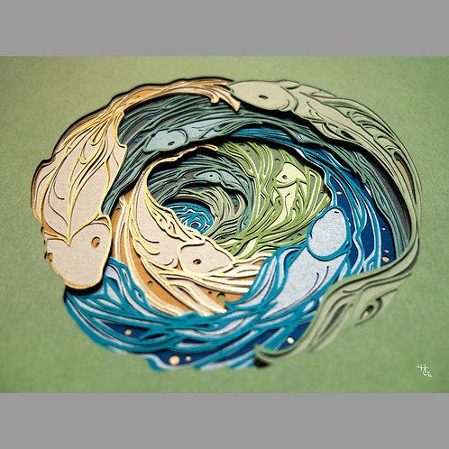 Whirlpool (Giclee Print)