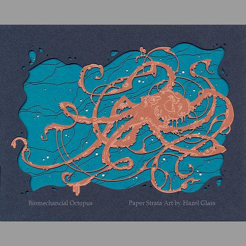 Biomechanical Octopus (Slim Edition)