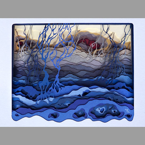 From Our Bleeding Hearts Flourished the Swamp (Giclee Print)