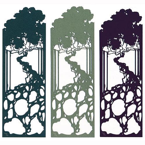 Twilight Tree Bookmark