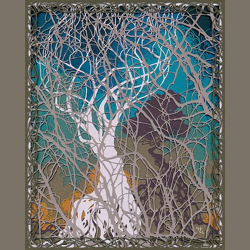 Twilight Woods (Giclee Print)
