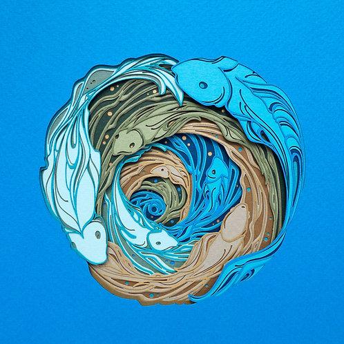Whirlpool (Teal-Full Edition)