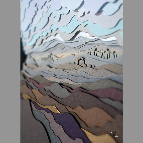 The Dust Of Their Memories On the Wind (Giclee Print)