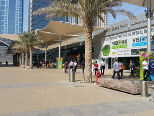 Vision X Dubai 2014