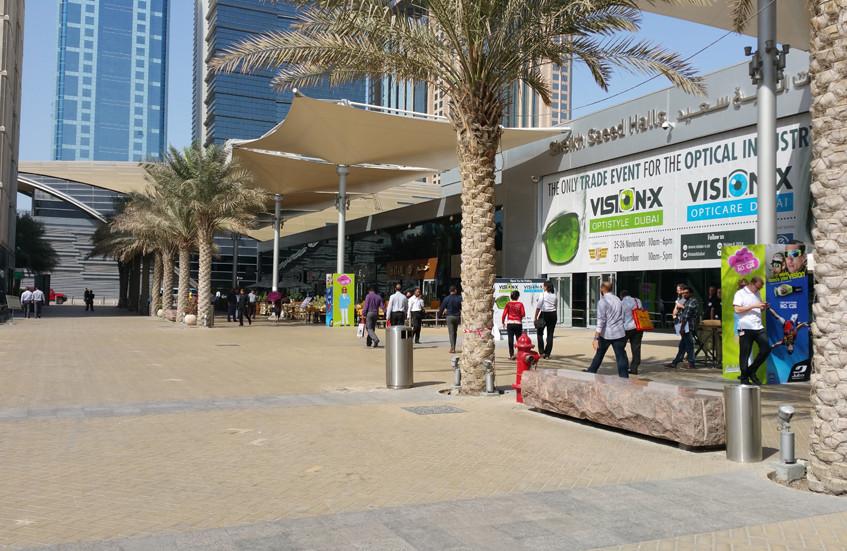 Vision-X Dubai 2014