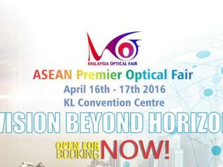Malaysia Optical Fair 2016