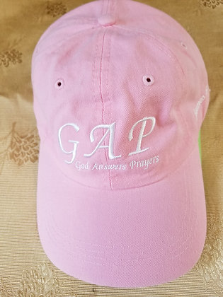 GAP - God Answers Prayers PINK