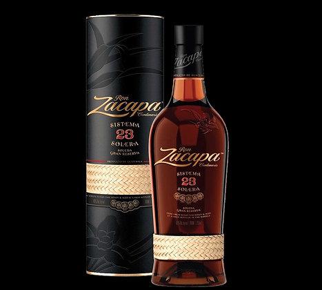 Whisky Zacapa