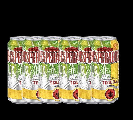 6 Bières Heineken ou Desperados