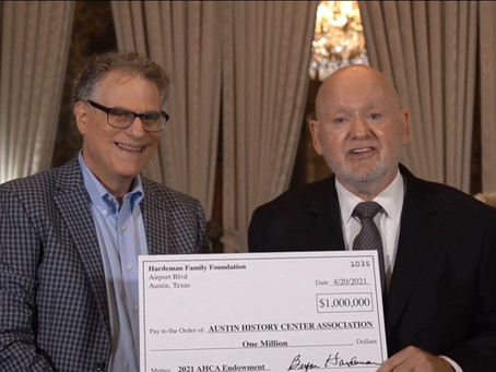 Hardeman Family Foundation Donates $1 Million to AHCA