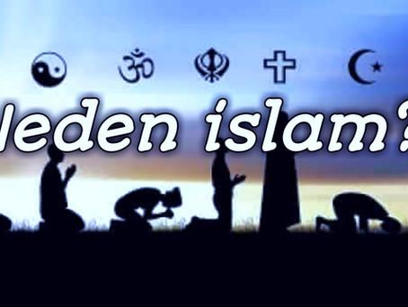 Neden islama inanlım? Kuranın Allah sözü olduğunu nereden biliyoruz?