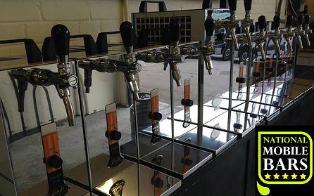 Lindr Beer dispenser