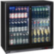 Bottle fridge hire