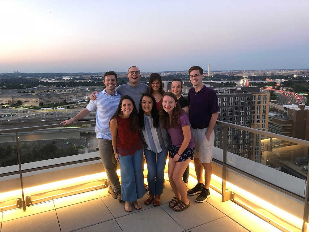 Capital Fellows in Washington DC