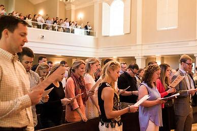 Capital Fellows Progrm at McLean Presbyterian Church Washington DC